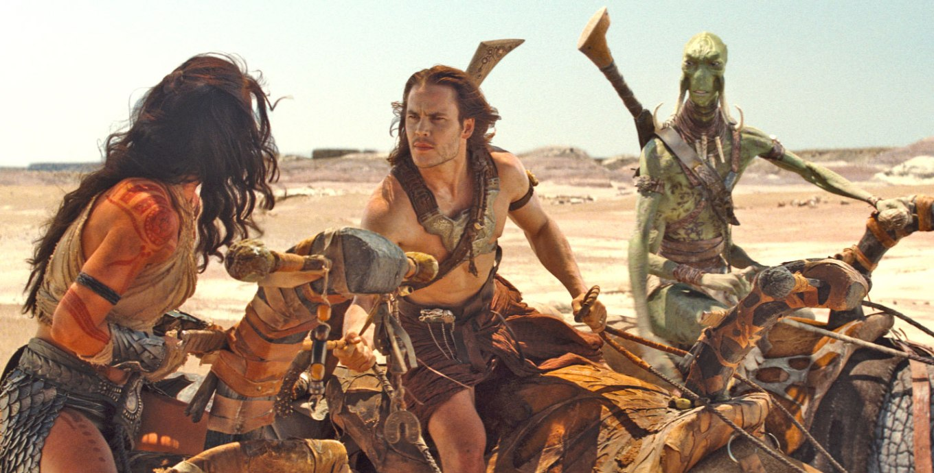 John Carter 2012 Movie Review Criticult Telling You What To Think Since 2003