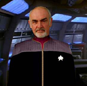 Admiral Connery