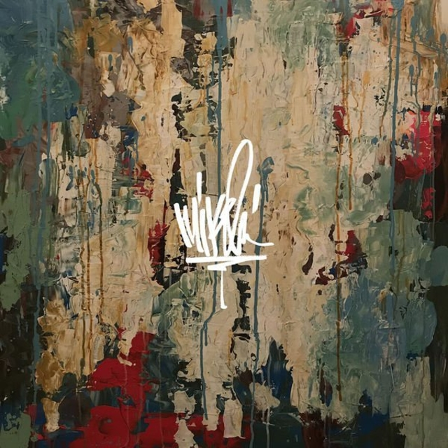 Post Traumatic album cover